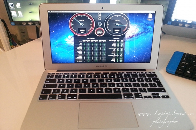 laptop servis test hdd